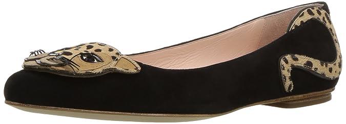 ced3cea940a6 Amazon.com  Kate Spade New York Women s Norman Ballet Flat  Shoes