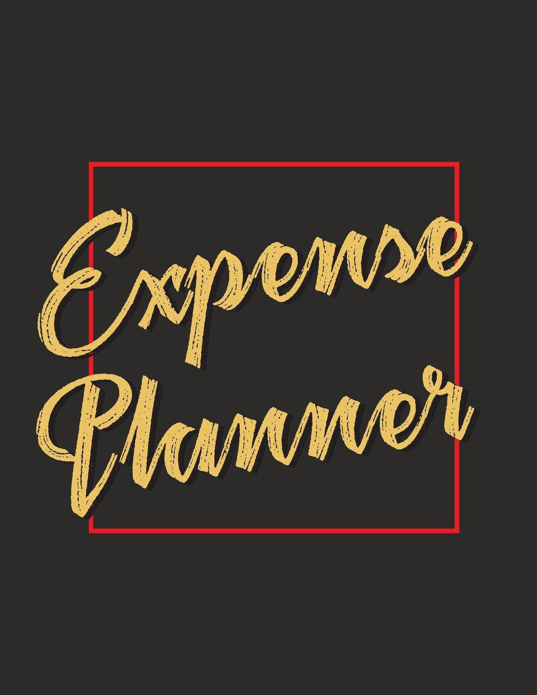 Download Expense Planner: Personal Budget Log Book PDF