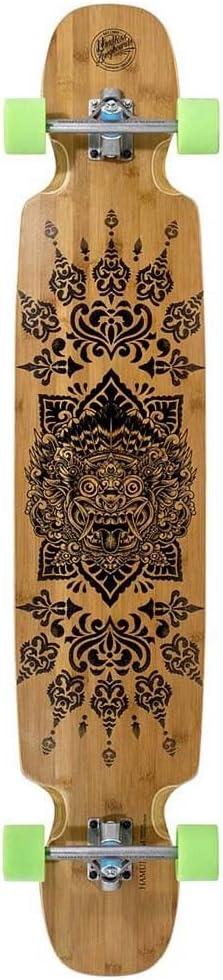 Mindless Longboards Longboard Complete Voodoo Hamu Natural 48.5 x 9.5 Longboa