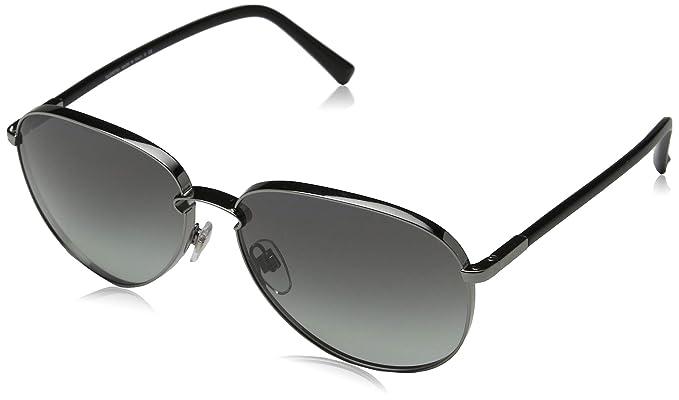 Valentino 0VA2021 300511 59 Gafas de sol, Gris (Gunmetal ...