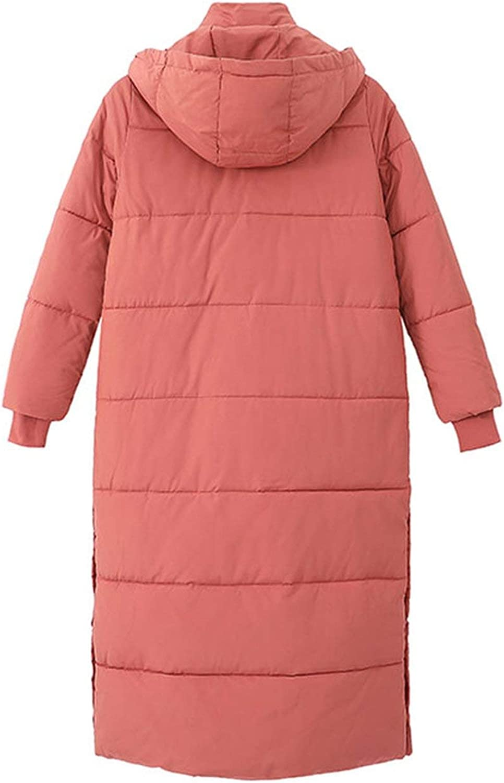 Goods-Store-uk - Piumino invernale con imbottitura in cotone Nero