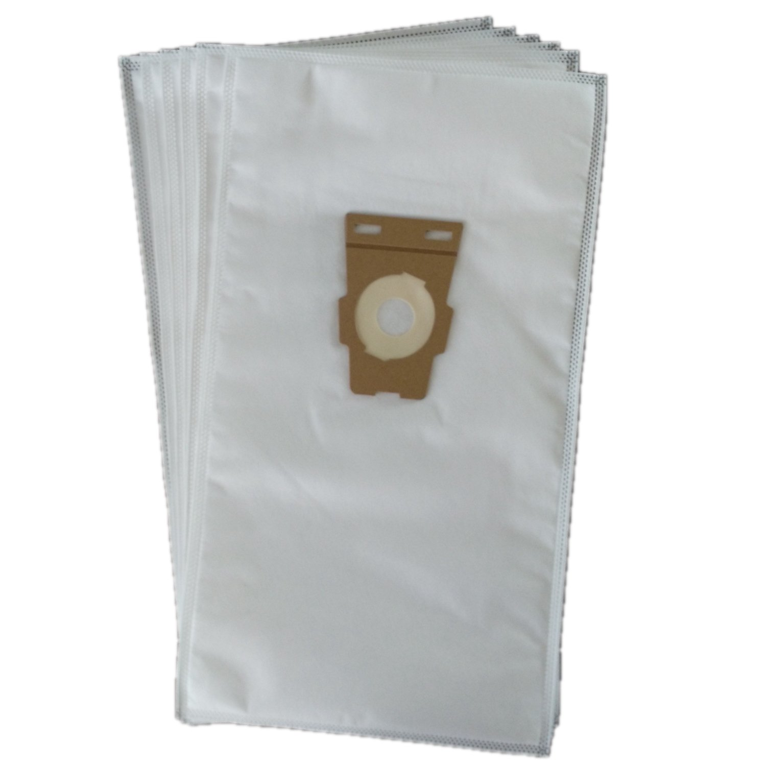 10 Clean Fairy Vacuum Bags Fit for Kirby Style F HEPA Filtration bags for ALL Sentria II Models- replacement Kirby Part#204808 (10 Bags)