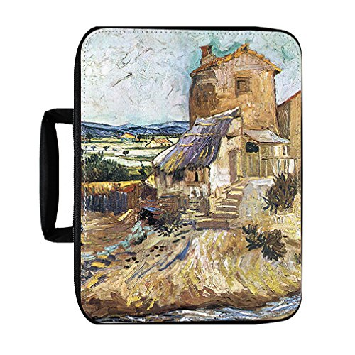 - The Garden Of Dr. Gachet (Van Gogh) Insulated Lunch Box Bag