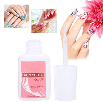 7g Pegamento profesional, Pegamento fuerte de uñas, Para pegar ...