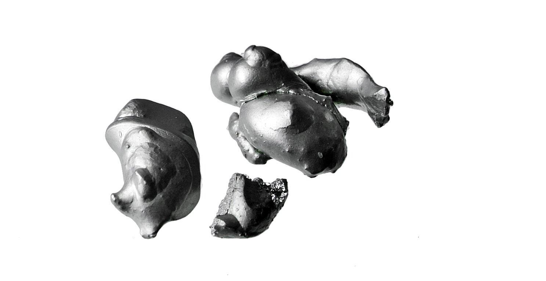 Iridium Metal 99.95% Pure 1 Gram for Bullion or Element Collection