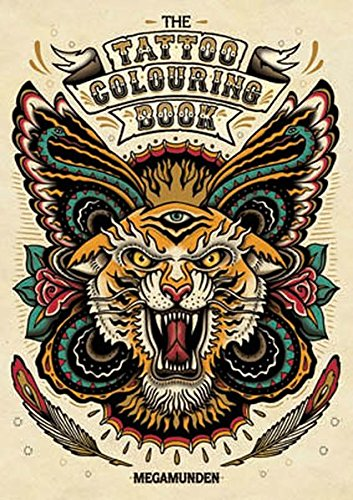 Tattoo Colouring Book pdf epub