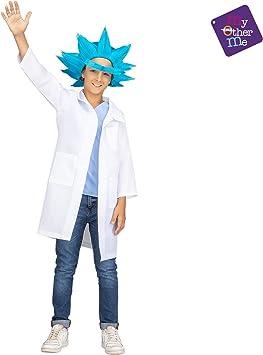 My Other Me Disfraz de Científico Loco para niño: Amazon.es ...