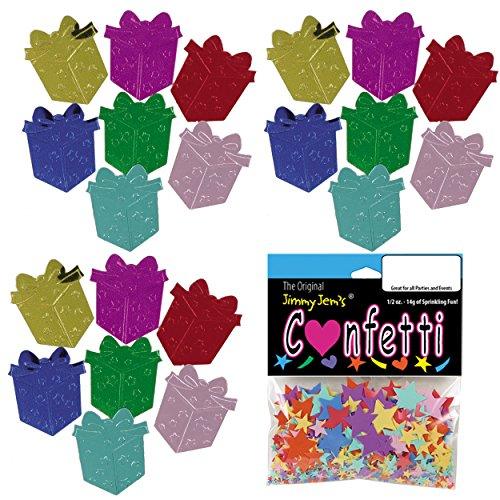 (Confetti Gift Box Multicolors - 2 Half Oz Bags (1 oz) Free Ship (9275))