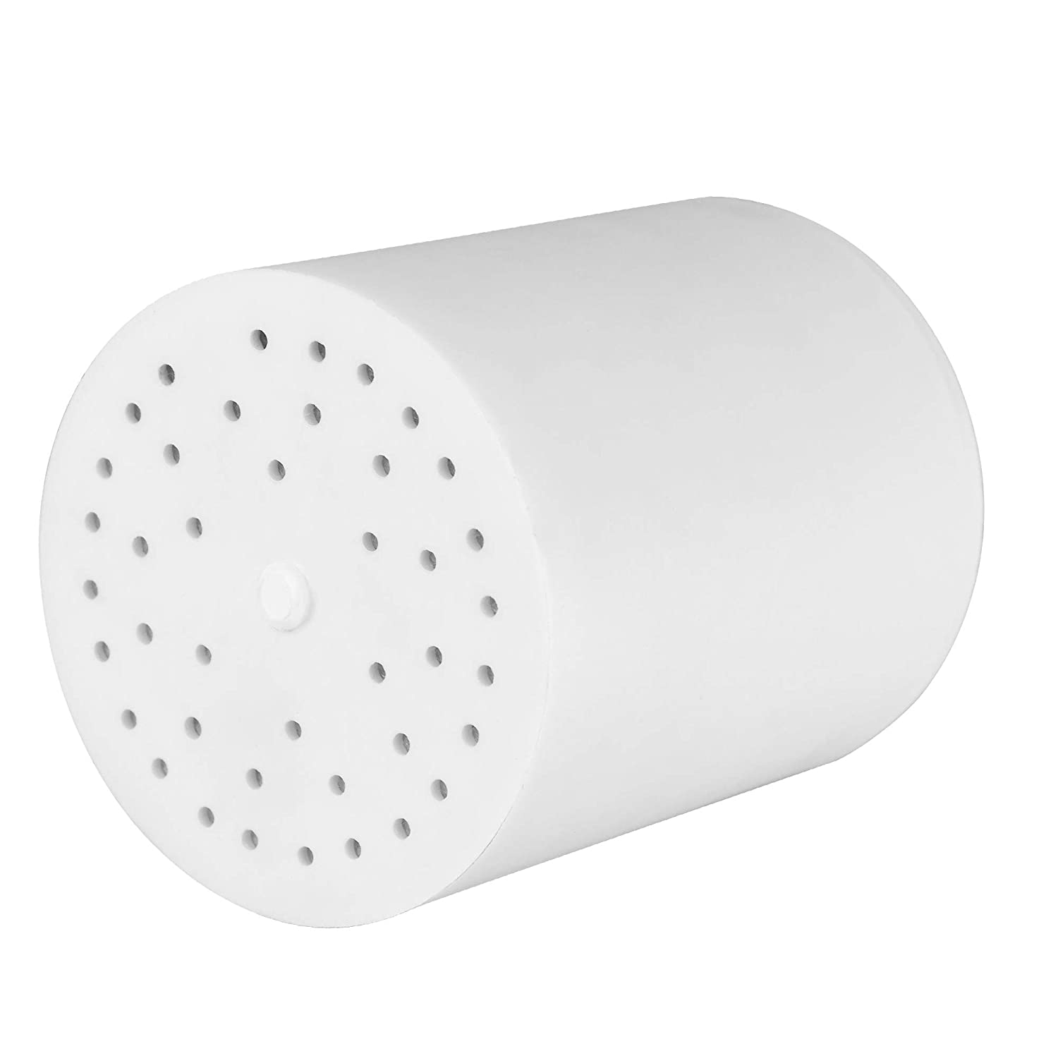 Aquatrend 15-Stage Replacement Shower Filter Cartridge, Universal Shower Filter Blocks Chlorine for Hard Water Improves the Condition of Your Skin, Hair