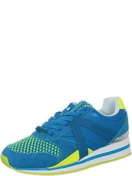 Versace Jeans - Zapatillas Versace Jeans ref _ swi40714-bleu Multi: Amazon.es: Deportes y aire libre