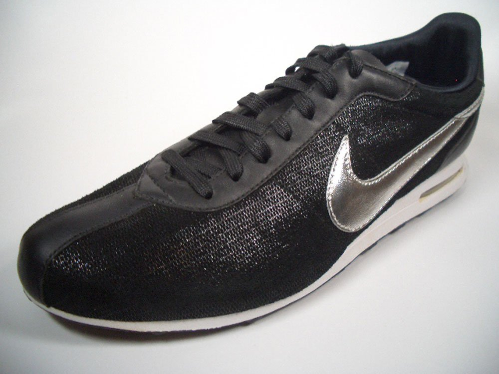 Nike Air Match 324863 006 BlackSilver Size Euro 38US 7UK