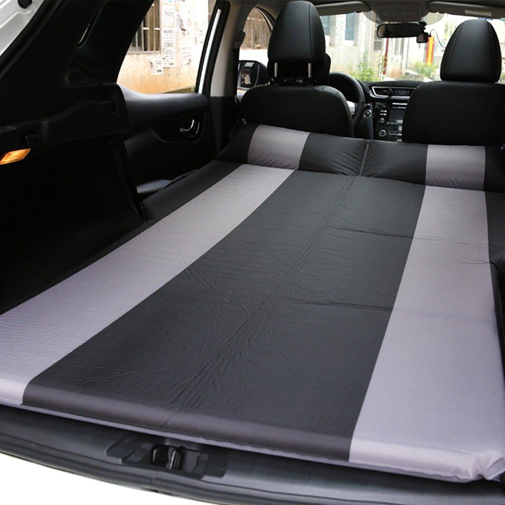 Amazon.com: Coche colchón inflable cama de aire de viaje ...