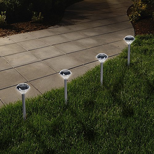Global X Pathway Solar Light Set