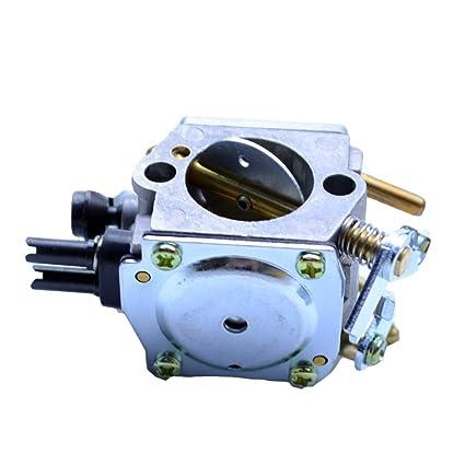 Amazon.com: flypig repuesto carburador para motosierra ...