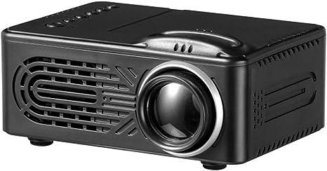 Vococal Mini LED portátil 1080 P HD Proyector de Cine en casa para ...