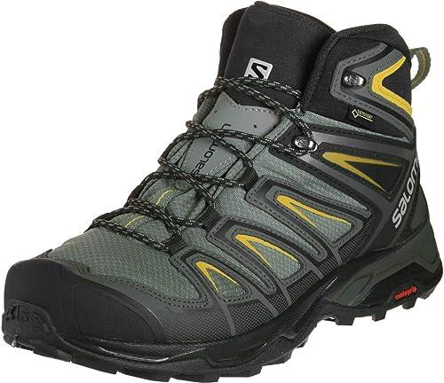 Wide Mid GTX Castor Gra Mountain Boots