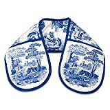 Spode - Blue Italian Double Oven Glove (Pack of 2)