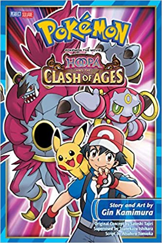 Pokémon The Movie: Hoopa and the Clash of Ages: Volume 1