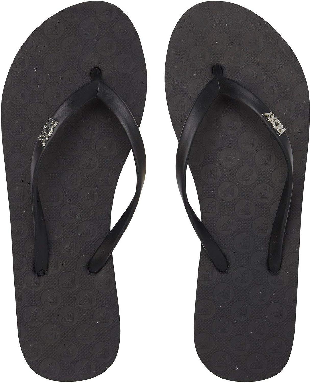 Roxy Womens Viva-Flip-Flops Beach /& Pool Shoes