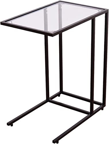 GOFLAME 26″ End Table