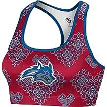 ProSphere Stony Brook University Women's Sports Bra - Foxy