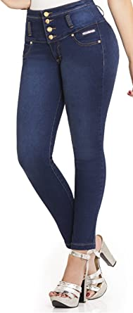 Tentacion Jeans De las mujeres Colombia empujando Jeans ...