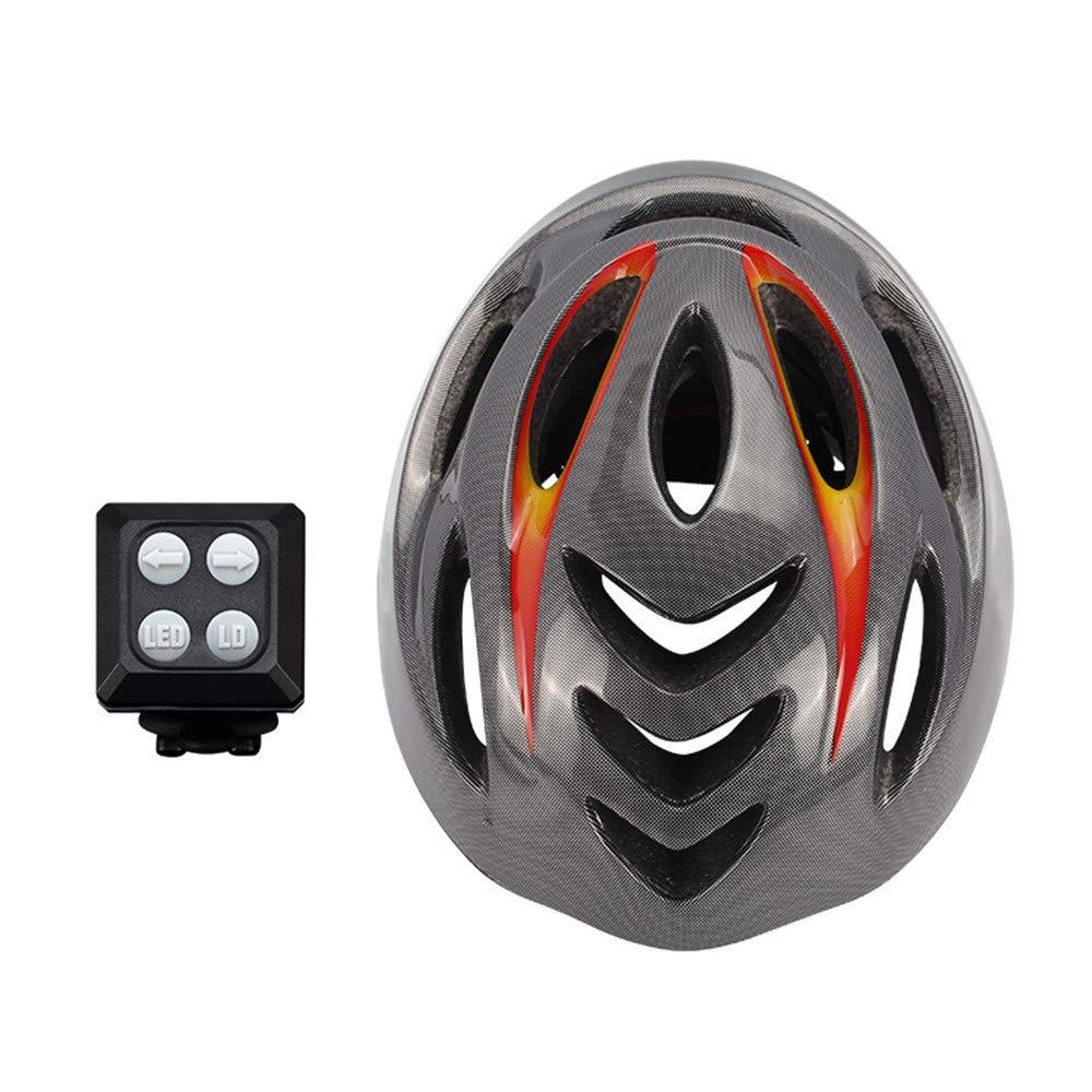 AUMING Fahrradhelm Drahtloser Fernsteuerungshelm-Erwachsener Fahrrad-Sturzhelm für Das Multi-Sport Fahrrad, Das, Skateboard radfährt, Roller, BMX radfährt, Zwei Rad-Brett