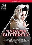 Puccini: Madama Butterfly [The Royal Opera; Ermonela Jaho; Marcelo Puente; Carlo Bosi; Antonio Pappano] [Opus Arte: OA1268D] [DVD] [Region 1] [NTSC]