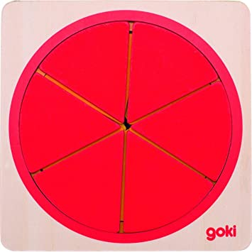 De Goki Goki MaderagokicírculoPuzzle 57737 Maderapuzzles T13JKclF