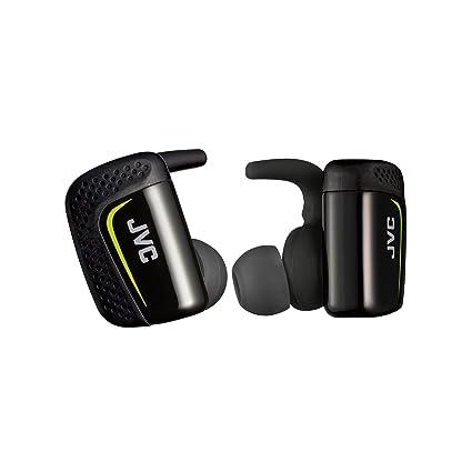 3f8b48e904f JVC True Wireless Earbuds for Sports & Fitness, Sweat/Water Proof IPX5,  Bluetooth