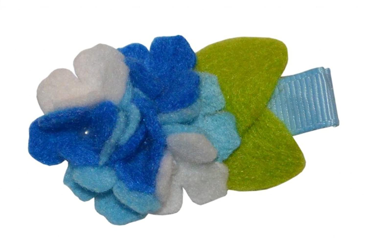 BePe Baby Baby Girl's Hand Made Barrette Hair Clips
