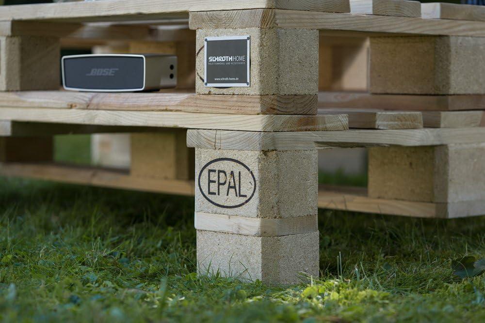de haute Palette Palma jardin Banc Meuble de qualité meubles WEe29IYDH