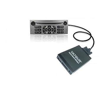 Peugeot 207 307 +CC Citroen RD4 DMC USB SD AUX Adaptador Interfaz ...