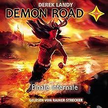 Finale Infernale (Demon Road 3) Hörbuch von Derek Landy Gesprochen von: Rainer Strecker