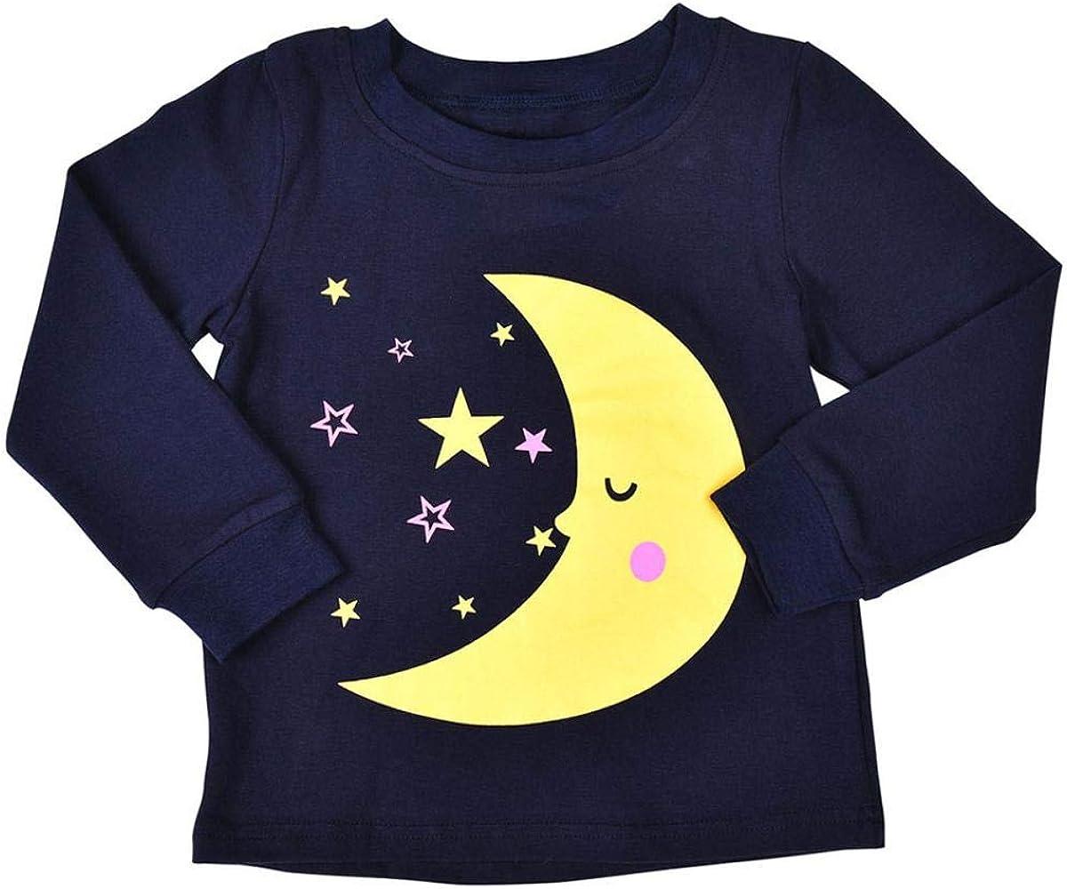 K-youth Ropa Bebe Niño Otoño Invierno Ofertas Luna Estrellas ...