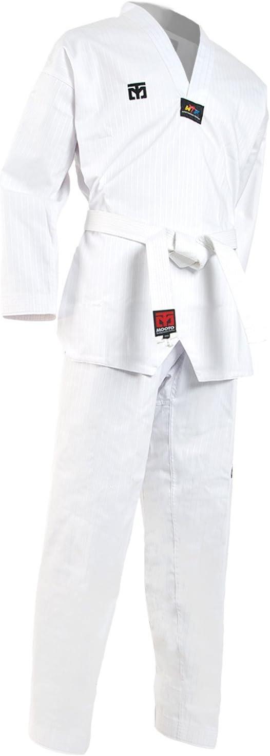 MOOTO Korean TaeKwonDo COLOR uniform TKD Basic Dan Dobok season4 Uniforms gym
