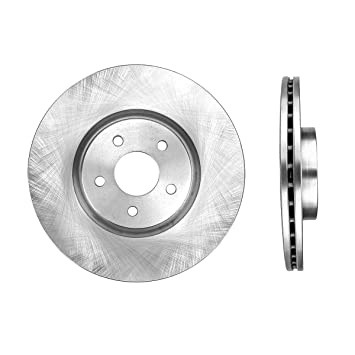 2013 2014 2015 2016 for Ford Escape Brake Rotors and Ceramic Pads Rear