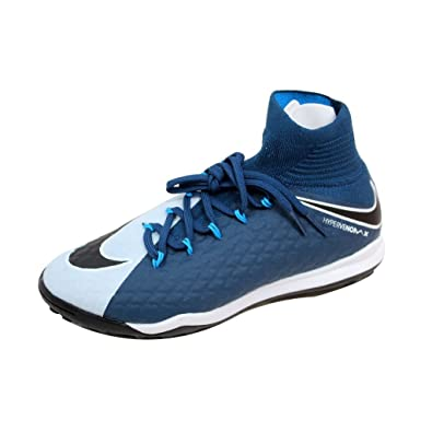 separation shoes 15284 3af5c Nike Grade-School JR Hypervenom X Proximo 2 DF Tf Brave BlueBlack-