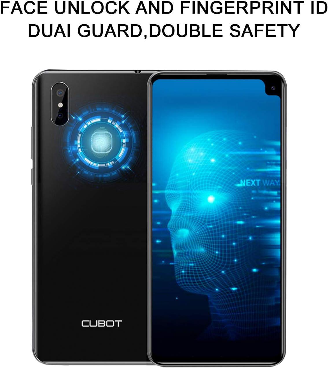 CUBOT MAX2 Smartphone 4G teléfono móvil Libre Android 9.0 6,8 ...