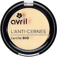 Avril L'anti-cerne Certifié Bio - Corrector de ojeras orgánico, marfil, 2,5 g