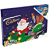 Cadbury Medium Santa Chocolate Selection Box 153g