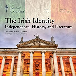 The Irish Identity: Independence, History, and Literature Speech