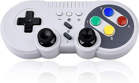 Bruphny Controlador de juegos para Nintendo Switch, Controlador ...