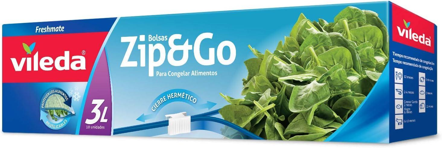 Vileda Bolsa de conservación de Alimentos, Centimeters: Amazon.es ...