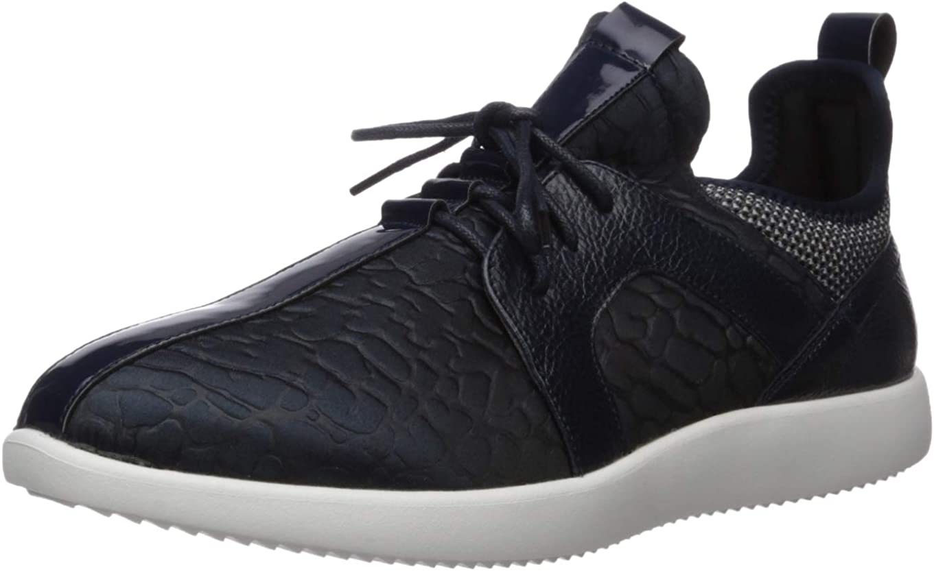 STACY ADAMS Men's Briscoe Lace-up Athletic Sneaker