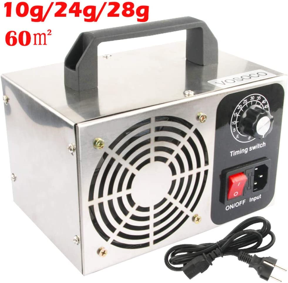 MAXFANX 110 / 220V 10g 24g 28g / h generador de ozono purificador ...