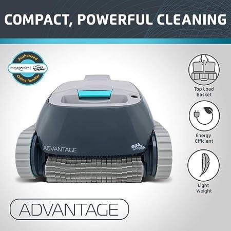 Amazon.com: DOLPHIN Advantage - Limpiador automático de ...