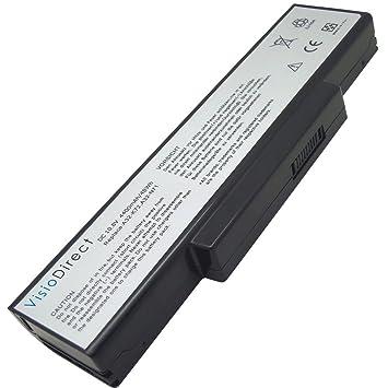 Visiodirect Batería para ordenador portátil ASUS A72J