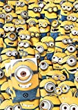 Despicable Me Minion Wrapping Paper - 2 Sheets & 2 Tags