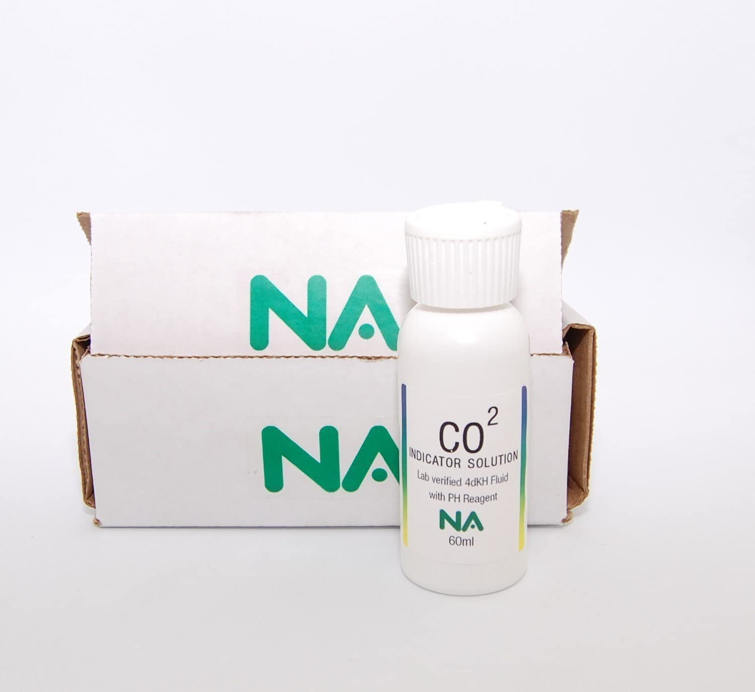 Co2 Drop Checker Solution | NilocG Aquatics | 4dKH/Ph Reagent For The Most Accurate Monitoring of Your Planted Tank Co2 Levels